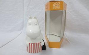 ARABIA アラビアムーミンママ 陶器人形