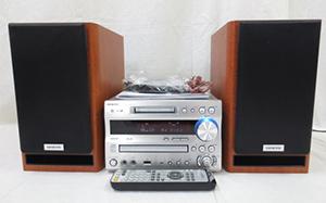 ONKYO CD・MDチューナーアンプ X-N7XX
