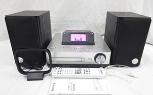 SONY HDD搭載コンポ オーディオシステム CMT-E350HD