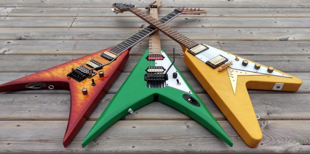 エレキギター・アコースティックギター買取