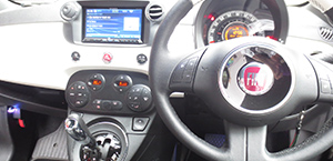 車買取実績 FIAT 500 by GUCCI3