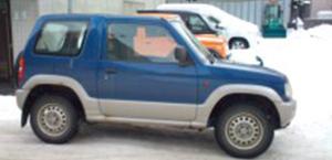 車買取実績 三菱 パジェロミニ2