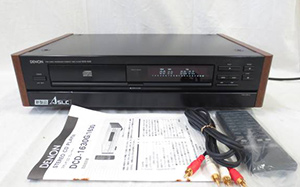 DENON CDプレーヤー DCD-1630