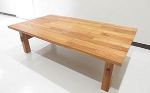 ウニコ(unico)ローテーブル W1200