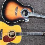 アコースティックギターアイバニーズ・Legend レジェンド ギター
